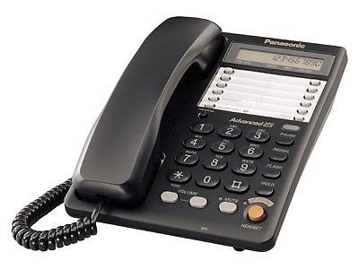 Факс Panasonic KX-TS2365RUB (черный) KX-TS2365RUB