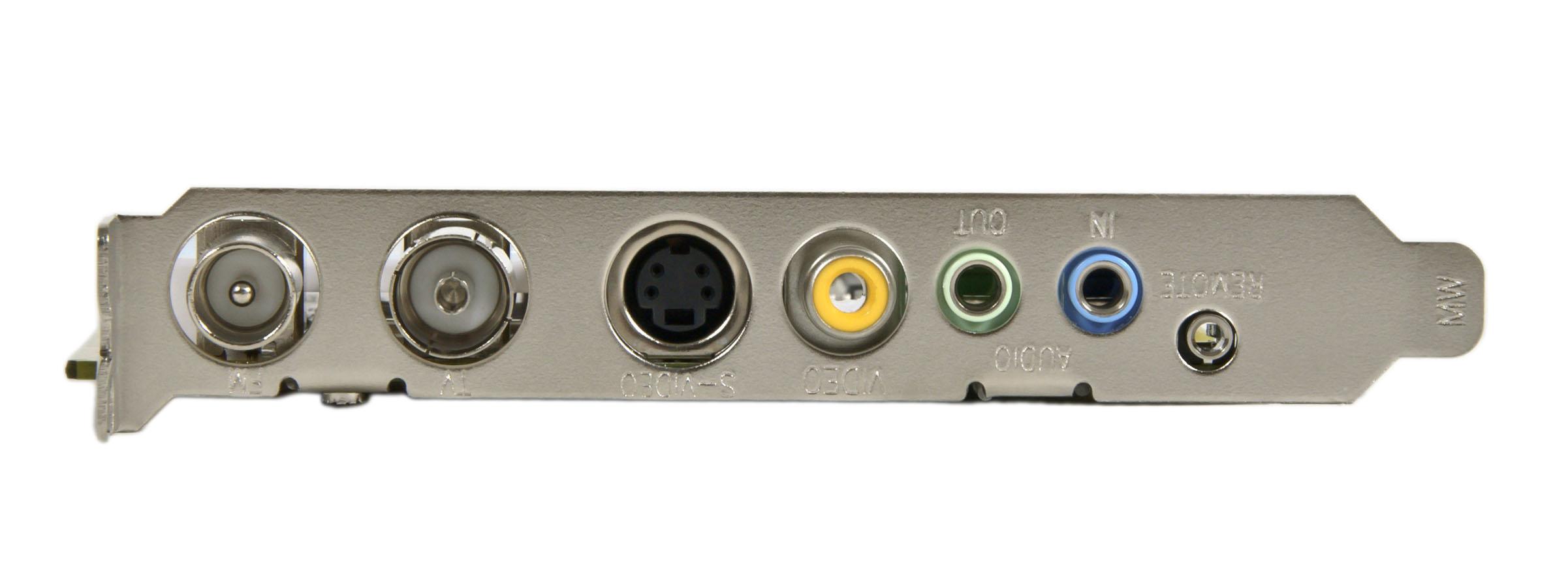 ТВ-тюнеры и платы видеозахвата AVerMedia Technologies AVerTV Studio 707