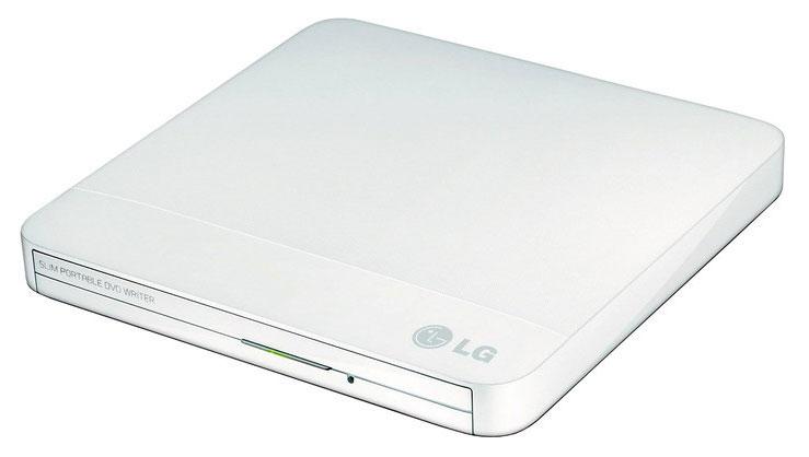 Оптический привод LG GP50NW41 белый USB ext RTL GP50NW41