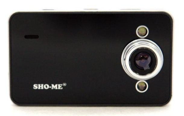 Автомобильный видеорегистратор SHO-ME HD29-LCD черный 1080p 120гр. WDR HD29-LCD