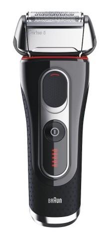 Бритва BRAUN сетчатая MG5090 реж.эл.:1 питан.:аккум. серебристый/черный 81519191