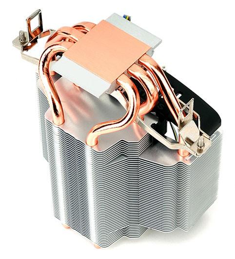 Кулер для процессора Zalman 5X Performa Soc-775/1155/1366/AM2/AM3/FM1 Hydro PWM CNPS5X PERFORMA