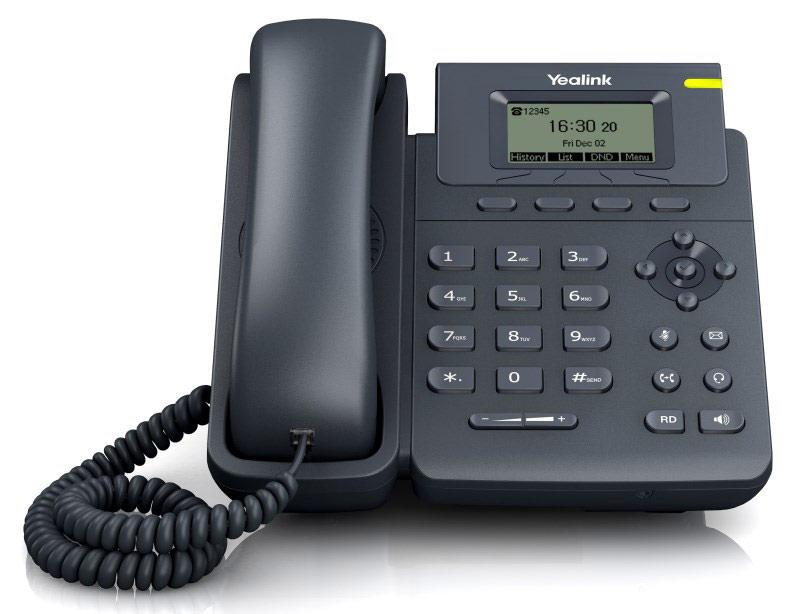 Телефон YEALINK SIP SIP-T19 E2 SIP-T19 E2