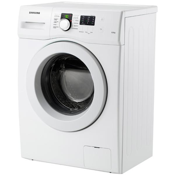 Стиральная машина Samsung WF60F1R0F2W класс: A загр.фронтальная макс.:6кг белый WF60F1R0F2WDLP
